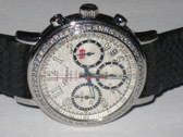 Mens Chopard Mille Miglia Chronograph Diamond Watch
