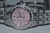 Womens Breitling Starliner Diamond Watch