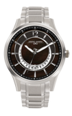 Womens Collection:  Jorg Gray Black Mother of Pearl Moon Phase