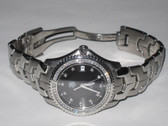 Mens Tag Heuer Link Diamond Watch