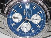 Mens Breitling Chronomat Evolution Diamond Watch - MBRT59