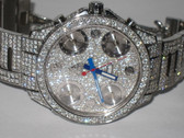 Mens Jacob & Co 47mm Diamond Watch -  MJCB07
