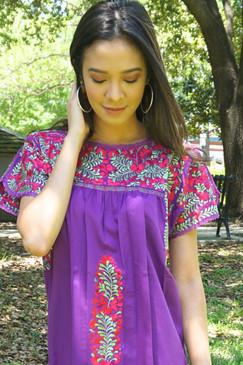 Viña del Mar Mexican Dress