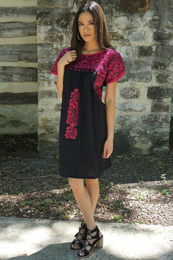 Costeñita Mexican Dress