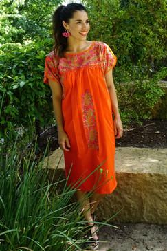 """""""La Zandunga"""" Mexican Dress"""