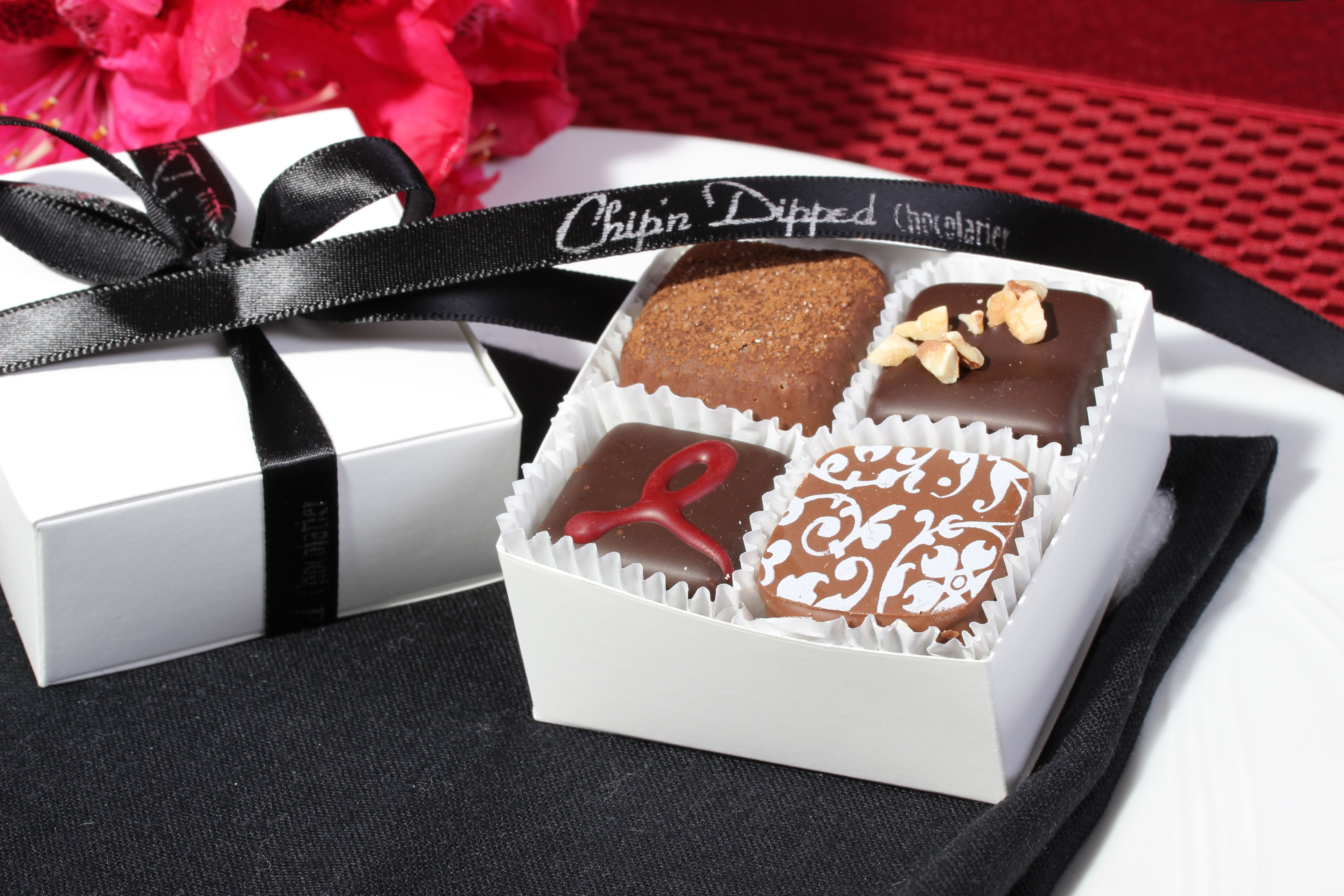 One Of The Most Por Wedding Favors S Get For Their Party Are Chocolates At Chip N Dipped We Believe Our Handmade Truffles Can Help Make Your