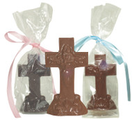 Chocolate Cross Favors