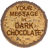 No Gluten-No Dairy Deep Dish Cookie Cake