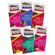 Long Island Chocolate Bar Organic Vegan Gift Pack
