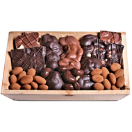 All About The Nuts Chocolate Crate