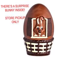 Bunny Inside an Egg House
