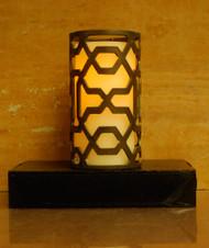 Metal Links - Metal Candle Holder Luminary