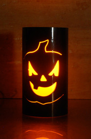 Jackolantern - Metal Candle Holder Luminary