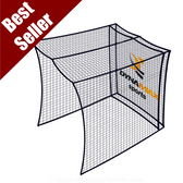Dynamax Sports Golf Cage, 10'h x 10'w x 10'l (Net Only)