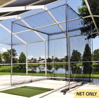 Dynamax Sports Golf Cage 10 H X 10 W X 10 L Net Only