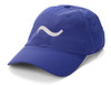 ROYAL      100% polyester brushed microfiber     6-panel, structured, mid-profile     matching sewn eyelets     precurved visor with contrast color sandwich     White soft mesh Cool-Vertex™ nylon lining     moisture-wicking fabric     self-fabric Velcro® closure