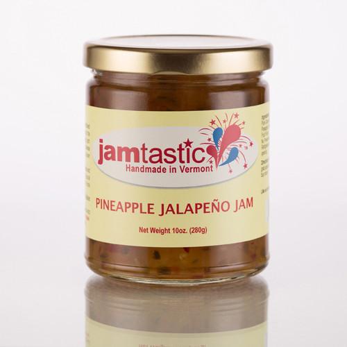 Pineapple Jalapeno Jam