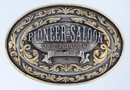 Pioneer Saloon Grand Buckle