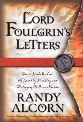 Lord Foulgrin's Letters book