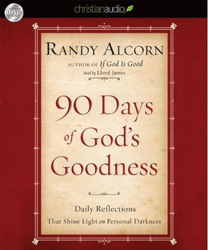 90 Days of God's Goodness Audiobook