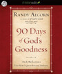 90 Days of God's Goodness - audiobook CD