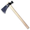 """Cold Steel 90RH Rifleman's Hawk - Drop Forged 1055 Carbon Steel - 3 1/2"""" Cutting Edge - 22"""" Hickory Handle"""