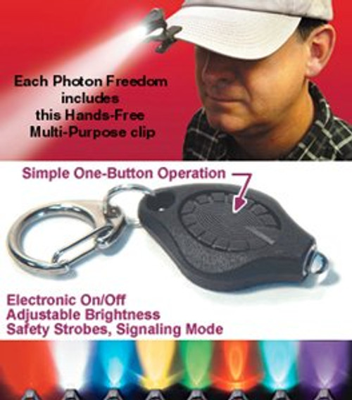 Photon FREEDOM - Red L.E.D.