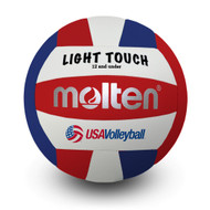 Light Touch - USAV Approved - R/W/B