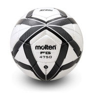 F5G4750 Elite Soccer Ball (NFHS Approved) - Black/Silver