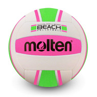 Recreational Beach Volleyball- Pink/ Green