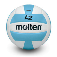 L2 Volleyball- Columbia Blue