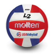 L2 Volleyball- Red/White/Blue