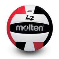 L2 Volleyball- Black/Red