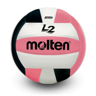 L2 Volleyball- Black/ Pink
