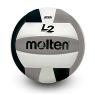 L2 Volleyball- Black/Silver