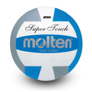Super Touch® Volleyball- Royal/ Silver