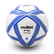 F5G4750 Elite Soccer Ball (NFHS Approved) - Blue/Silver