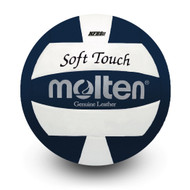 Soft Touch Volleyball- Blue