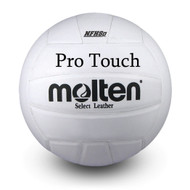 Pro Touch® Volleyball- White