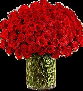 แจกันดอกไม้ C01