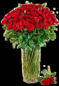 แจกันดอกไม้ C03