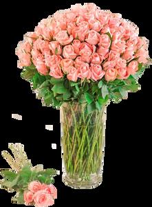 แจกันดอกไม้ C04