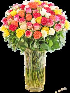 แจกันดอกไม้ C05