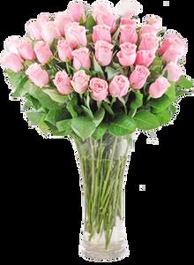 แจกันดอกไม้ C09