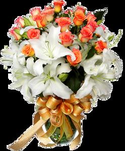 แจกันดอกไม้ C11