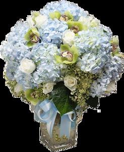 แจกันดอกไม้ C12