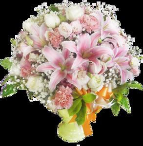แจกันดอกไม้ C15