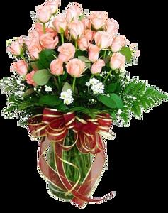 แจกันดอกไม้ C18