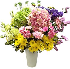 แจกันดอกไม้ C19