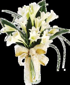 แจกันดอกไม้ C20